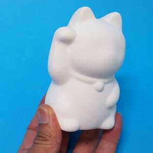 お絵かき陶器貯金箱 招き猫|event-ya