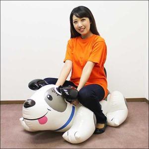 わんわん犬フロート 108cm|event-ya