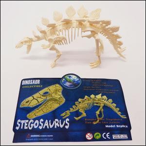PC恐竜骨格組立キット ステゴサウルス / 手作り工作|event-ya