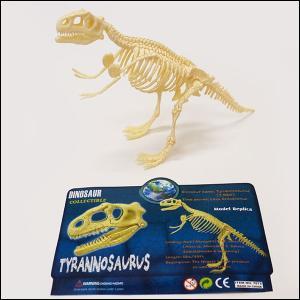 PC恐竜骨格組立キット ティラノサウルス / 手作り工作 [動画有]|event-ya