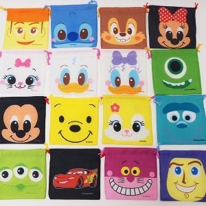 ディズニーオールスター巾着袋 32枚セット / 景品 プレゼント 粗品|event-ya
