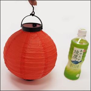 工作イベント LED電球お絵描きちょうちん 赤 10個 / 手作り工作 工作キット 色塗り お絵描き / 動画あり|event-ya