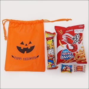 ハロウィンお菓子きんちゃく袋入り 60個|event-ya