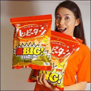 特大お菓子・駄菓子 超特大袋ハッピーターン H38cm 5袋|event-ya