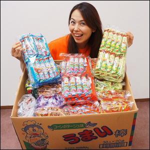 人気駄菓子うまい棒600本お買得セット|event-ya