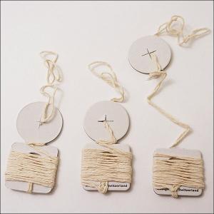 バルーンリリース用 紙クリップ(50個) / 風船・留め具・止め具・エコ  [動画有]|event-ya