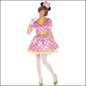 コスチューム パステルミニー Adult Pastel Color Minnie|event-ya