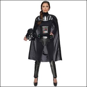 ハロウィンコスチューム 女性用ダースベイダー Ad Darth Vader Female - Std/アニメ コスプレ レディース|event-ya