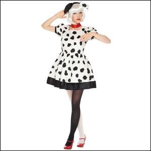ハロウィンコスチューム ハロウィンコスチューム ダルメシアン Dalmatian|event-ya