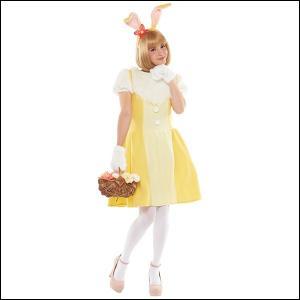 ハロウィンコスチューム 大人用ミスバニー Adult Miss Bunny |event-ya