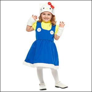 ハロウィンコスチューム 子ども用ハローキティS  Child Hello Kitty − S /コスプレ キッズ|event-ya