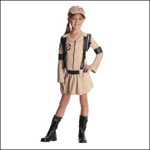 ハロウィンコスチューム 子ども用ゴーストバスターズガールS  Ch Ghostbusters Girl - S /コスプレ キッズ|event-ya