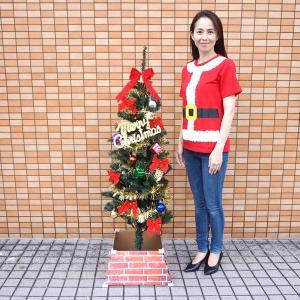 クリスマス装飾 クリスマスツリー ファミリーセット 150cm(オーナメント付)|event-ya