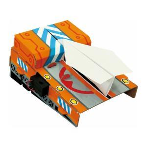 紙飛行機を発射させる飛行機シューター工作キット / 色塗り お絵かき 手作り工作|event-ya