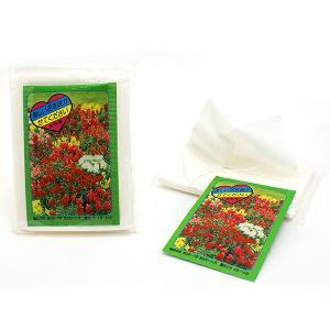 花の種付きティッシュプレゼント(500ヶ)景品セット|event-ya