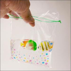すくい用持ち帰り袋 星の絵付(100枚入り)[金魚すくい・スーパーボールすくい]|event-ya