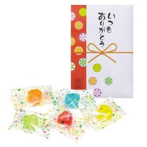 感謝飴 水引付・四葉柄キャンディー 緑袋 200個セット|event-ya