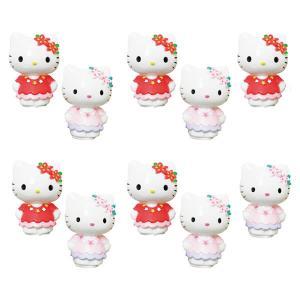 人形すくいの人形 ハートキティキャラクター 10個セット/キャラクター お祭り 縁日 event-ya