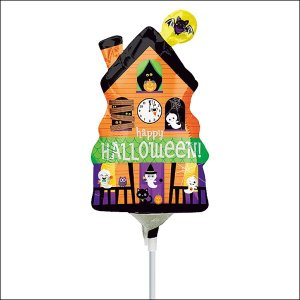 装飾用ハロウィンスティック風船 ハロウィンホーンテッドハウス  / フォトプロップス|event-ya