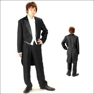 コスチューム スマート燕尾服(白手袋のおまけ付)|event-ya