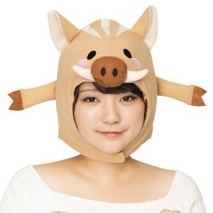 かぶりもの うりぼう(干支・亥・いのしし・猪) event-ya