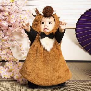 子供用コスチューム マシュマロうりぼう ベビー(干支・亥・いのしし・猪) event-ya
