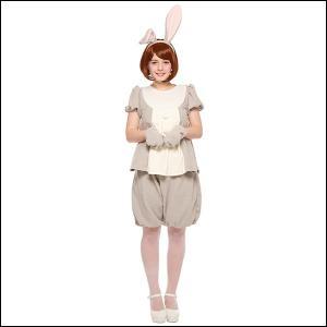 ハロウィンコスチューム 大人用サンパー Adult Thumper|event-ya