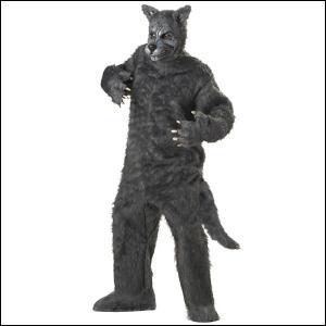 着ぐるみ オオカミ Big Bad Wolf / コスチューム 動物 アニマル ハロウィン|event-ya