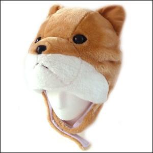 かぶりもの しば犬ハット(干支・戌・犬)|event-ya