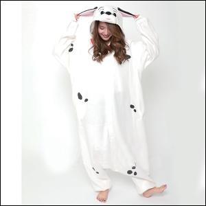 顔出し着ぐるみパジャマ ラッキー・101匹わんちゃん(干支・戌・犬)|event-ya