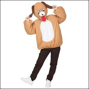 着ぐるみ わんわん 男女兼用(干支・犬・戌) / コスチューム 衣装 仮装 コスプレ|event-ya