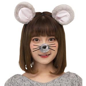 ねずみのカチューシャセット(干支・ネズミ・子・鼠) event-ya