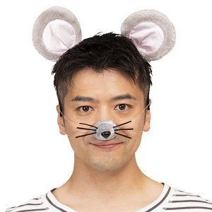 ねずみのカチューシャセット(干支・ネズミ・子・鼠) event-ya 05