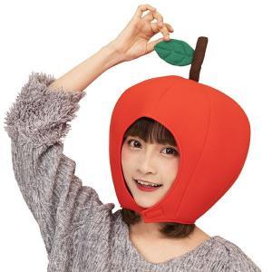 かぶりもの りんご [コスチューム キャップ 帽子]|event-ya