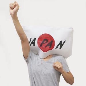 [応援特価]かぶりもの 日の丸JAPAN /オリンピック応援 東京2020|event-ya