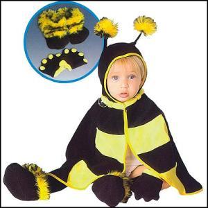 [在庫限り特価] 子供コスチューム みつばちケープLIL'BEE|event-ya
