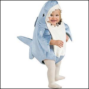 子供コスチューム サメさんロンパース SHARK|event-ya