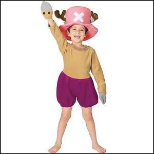 [在庫限り特価] 子供コスチューム ワンピース・チョッパー TONYTONY CHOPPER/コスプレ キッズ|event-ya