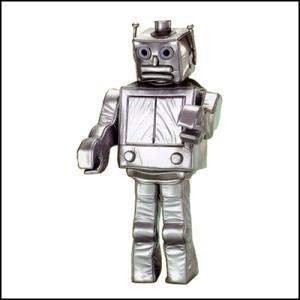 着ぐるみ[きぐるみ] ロボット君 [大型商品]|event-ya