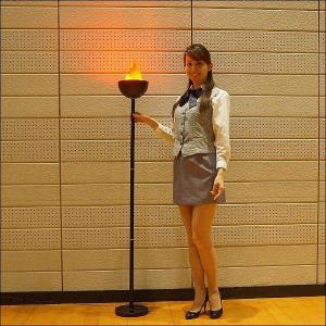 特殊照明擬似炎LED 165cmスタンド型 / 動画有|event-ya