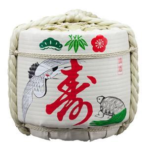 菰樽 鶴亀・寿 [大型商品]|event-ya