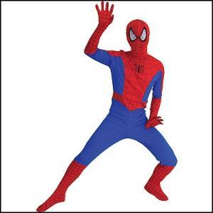 イベントコスチューム スパイダーマンスーツ SPIDER-MAN/アニメ コスプレ メンズ|event-ya