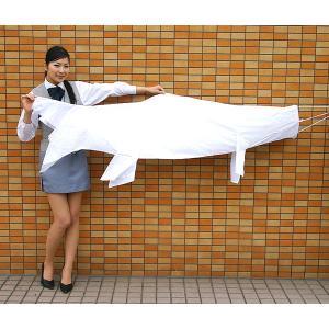 色塗りできる 白色布製こいのぼり 180cm / 手作り工作 工作イベント [動画有]|event-ya