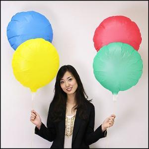 エコ和紙風船 丸型カラー(10枚) / バルーン [動画有]|event-ya