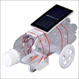 ソーラーペットボトルカー製作キット|event-ya