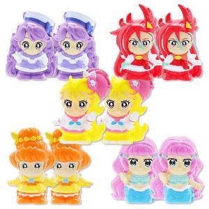 人形すくいの人形 ヒーリングっど プリキュア 各3個 計9個/ キャラクター人形 お祭り販売品 縁日|event-ya