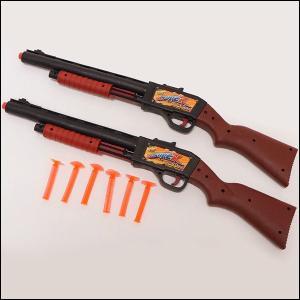 48cm 吸盤射的銃 2個組[おもちゃ お祭り景品  縁日]/ 動画有|event-ya