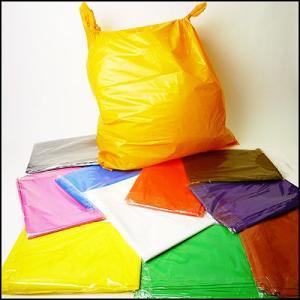 カラービニール袋(10枚)|event-ya