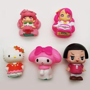 女の子 人形すくいの人形 人気キャラクター 10個セット / お祭り 縁日 景品|event-ya
