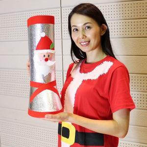 お菓子なし(ブーツ長45cm) クリスマス銀ブーツ|event-ya